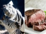 Fitness Food Website Offering Zebra Steaks