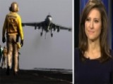 Former Navy Fighter Pilot Lea Gabrielle On Iraq Airstrikes