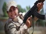 Female Peshmerga Have Joined Battle Against Islamic State