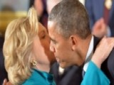 Fallout Between President Obama And Hillary Clinton