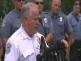 Ferguson Police Chief On Releasing Surveillance Video
