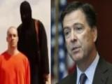 FBI Director: ISIS Militant In Beheading Videos Identified