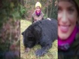 Famous Female Hunter Faces Online Backlash