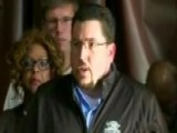 Ferguson City Leaders Hold News Conference After Riots