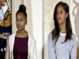 Furor Over Obama Girls