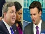 FNC's Ed Henry Grills White House Press Secretary
