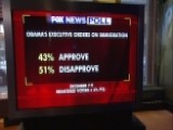 Fox News Poll: 51% Disapprove Executive Order On Immigration
