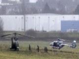 French Terror Suspects Hold Hostage In Print Shop
