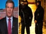 Former Sen. Brown: Everybody Is On High Alert