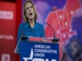 Fiorina's CPAC Performance Rockets Her Into 2016 Power Index