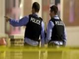 Ferguson Police Officers Shot In Wake Of DOJ Report