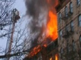 FDNY: Seven-alarm Fire In East Village Of New York City