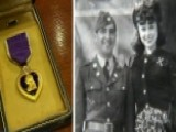 Family Of World War II Hero Reunited With Lost Purple Heart
