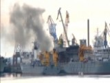 Fire Aboard Russian Nuclear Submarine