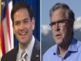 Florida Showdown: Bush Vs. Rubio