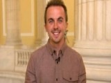 Frankie Muniz Teaming Up With AFF To Help Our Veterans