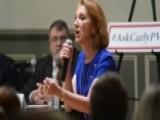 Fiorina Presser Outside Hillary Event: Effective Or Stunt?