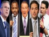 Five-way Split Between GOP Frontrunners In New Poll