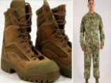 Fashionable Fatigues: New Army Uniforms Hit Stores