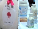 Freaky Fancy Foods: Camel Milk And Edible Roses?