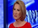 Fiorina: Trump Tapping Into Voter Anger