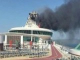 Fire Breaks Out On Royal Caribbean Cruise Ship