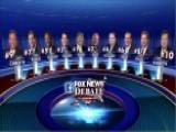 Fox News Debate Lineups Set