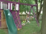 Family Threatened With Jail Time Over Purple Playground