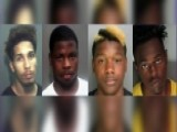 Four Teenagers Accused Of Kidnapping Federal Agent