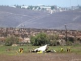 Five Killed When Two Small Planes Collide In California