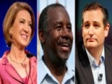 Fallout From FNC Debate: Cars 00006000 On, Cruz, Fiorina Gain On Trump