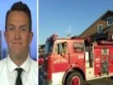 Former 'Apprentice' Star Buys Fire Truck To Help Fight Fires