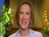 Fiorina Calls Out CNN Debate Criteria, Clinton's Extremism