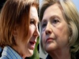 Fiorina And Clinton Battle For Women Voters