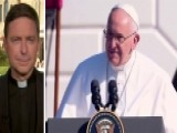 Father Morris Breaks Down Pope's First Public Remarks In US