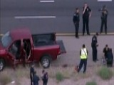 Four-year-old Girl Killed In Alleged Road Rage Incident