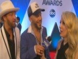 Fun On The CMA Red Carpet