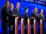FBN Debate Lineup Revealed: Will GOP Candidates Drop Out?