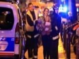 France 24 Anchor: 'Panic' Across Paris Following Attacks