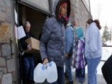 Flint Mayor Heads To Washington To Push For Disaster Relief