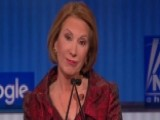 Fiorina: Hillary Clinton Will Do Anything To Gain Power