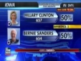 Fox News Declares Iowa Democratic Race Too Close To Call