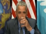 Flint 00004000 Water Crisis Took Center Stage During Obama's Visit