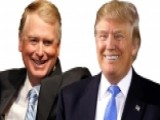 Former VP Dan Quayle Endorses Donald Trump For President