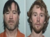 Father, Son Accused Of Keeping Teen Girl Chained In Basement