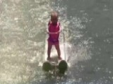 Father Defends Letting His 6-month-old Daughter Water Ski