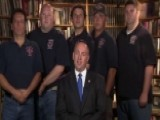 Firefighters Compared To Terrorists For Flying US Flags