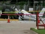 Fatal Plane Crash In Houston Leaves Three Dead