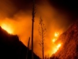 Fire Crews Battling Series Of Wildfires In Southern Calif