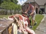 Flood Survivors Make Effort To Clean Up Louisiana